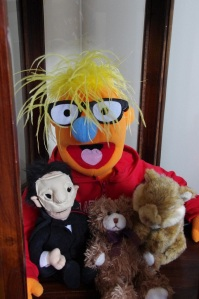 Me in Muppet form. Plus guests.