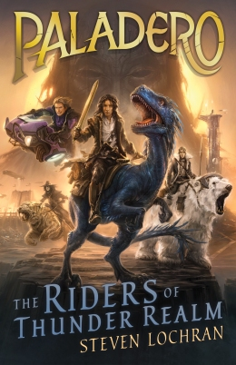 PALADERO_1_The Riders of Thunder Realm_CVR